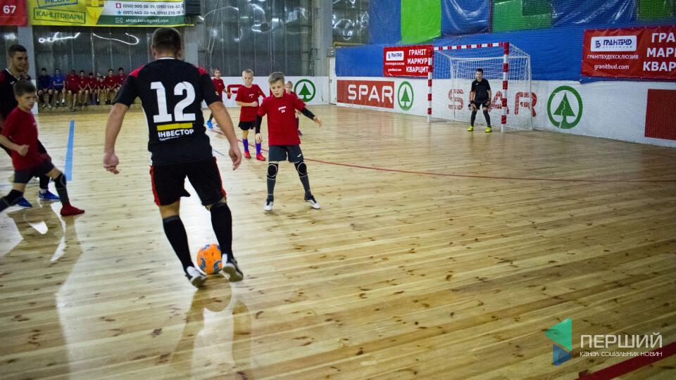 ФК «Любарт» відсвяткував першу річницю. Фоторепортаж