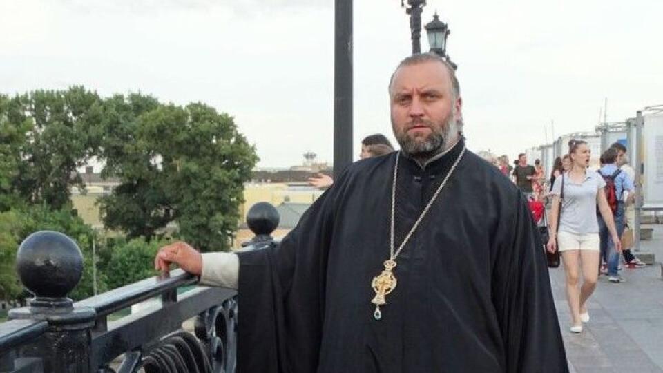 «Я Путіна не вітав. Хто це зробив – можу тільки здогадуватись», – священник з Володимира-Волинського