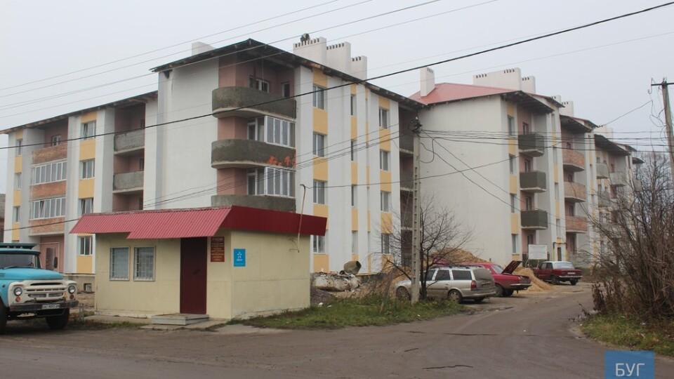 У Володимирі-Волинському здали в експлуатацію 44-квартирний будинок для військових
