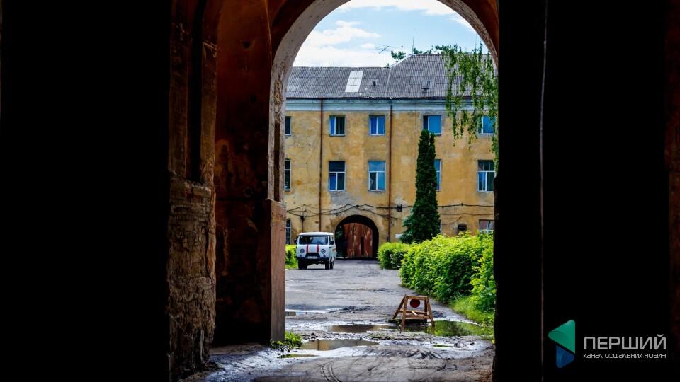 Психлікарні в Олицькому замку «фактично вже й немає», - голова громади