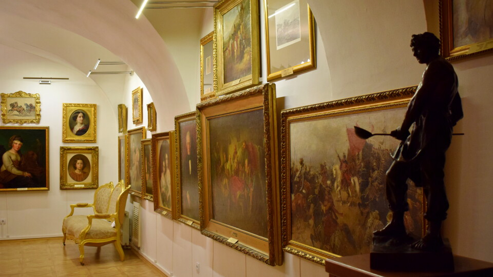 Святий за пів мільярда і птахи, як у Луврі. 5 шедеврів луцького музею