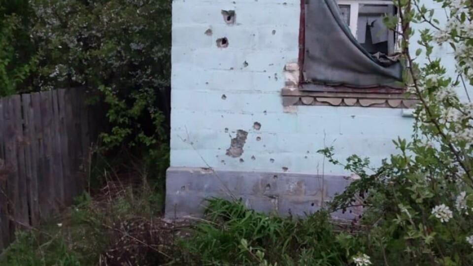 Бойовики обстріляли житловий квартал Мар'їнки. Пошкоджено 6 будинків