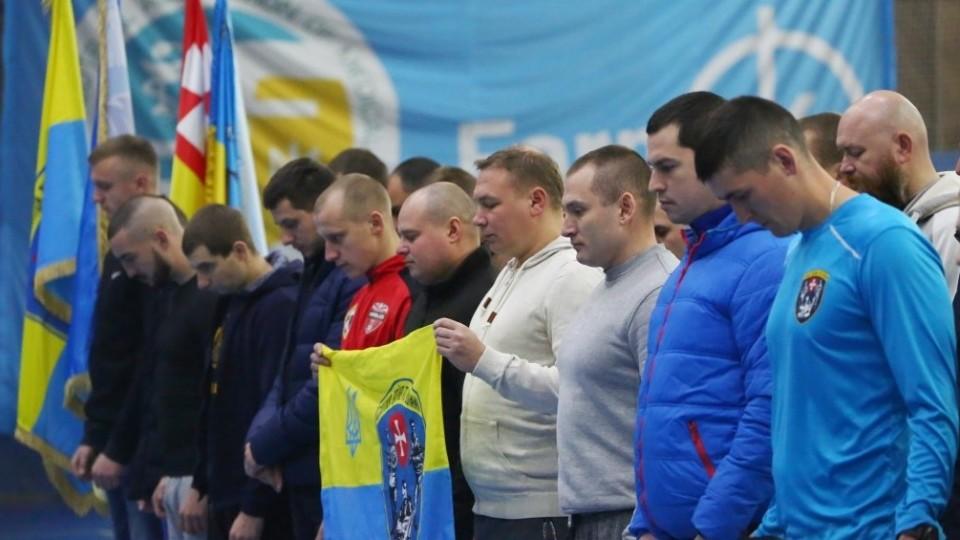 У Луцьку – турнір пам'яті Олега Твердохліба. ФОТО