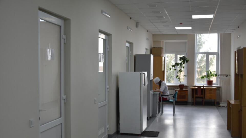 Волинська інфекційна лікарня більше не може приймати хворих, яким потрібен кисень