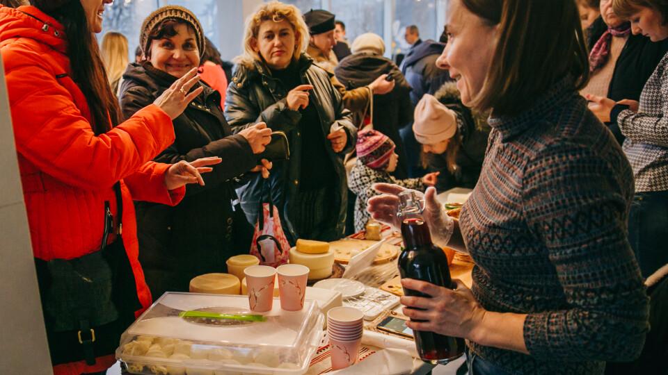 Завтра у Луцьку –ярмарок сирів, ковбас, хліба і меду. Ми дізналися, що там буде цікавого і смачного