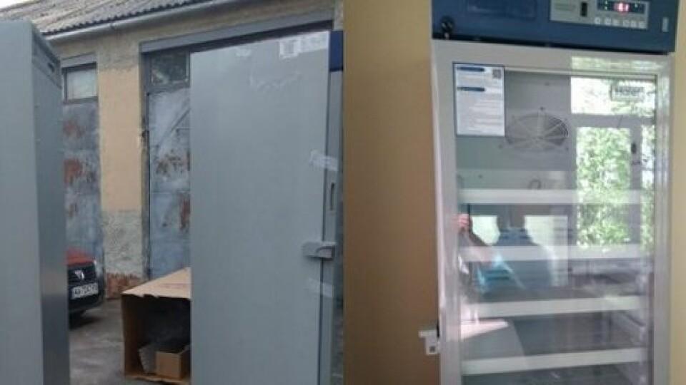 У Волинському лабораторному центрі – нове обладнання