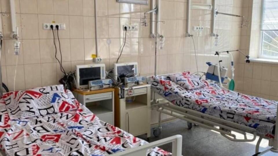 Куди кластимуть хворих, коли закінчаться місця у шпиталі в Боголюбах. Пояснення очільника лікарні