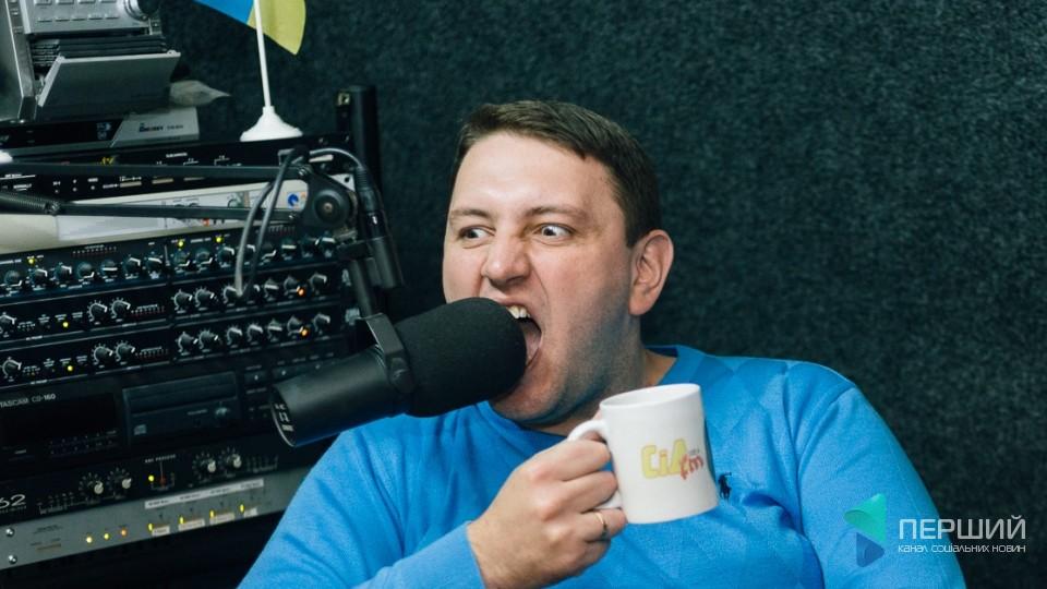 «На концерті Романа Скорпіона відчував себе пастором», – луцький радіоведучий Андрій Зубенко