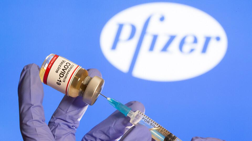 Коли вакцина Pfizer буде у центрах щеплень та чи будуть колоти нею дітей
