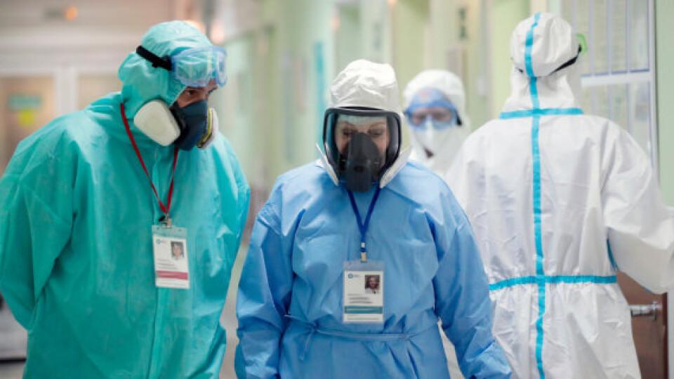 В Україні – понад 12 тисяч нових хворих на коронавірус. На Волині – 357