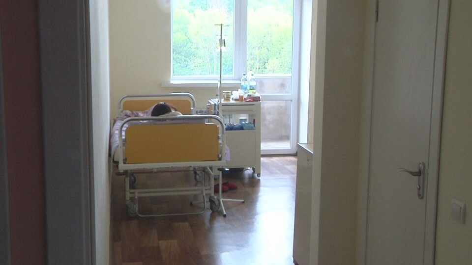 У коронавірусному шпиталі в Боголюбах розгорнули додаткові ліжка. Кількість пацієнтів зростає
