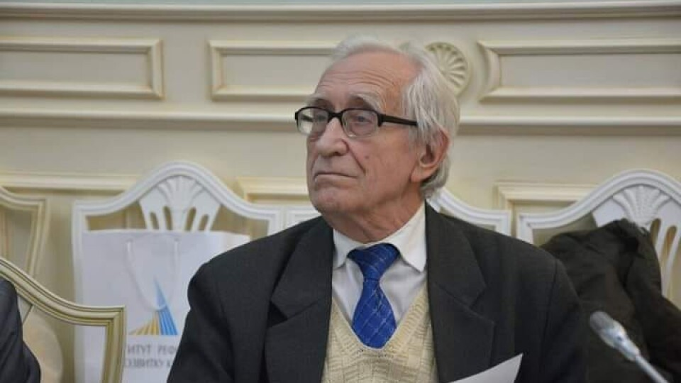 Помер відомий український мовознавець родом із Волині