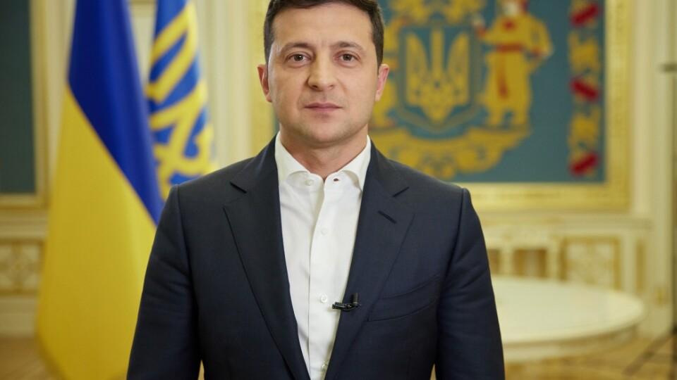 Зеленський закликав ухвалити закон про місцеві референдуми