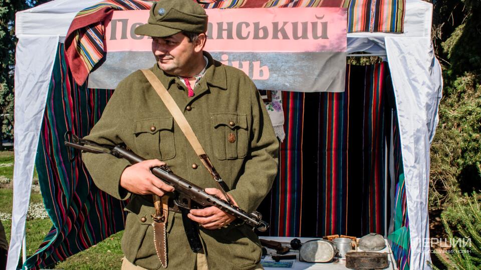 У центрі Луцька – повстанський фестиваль