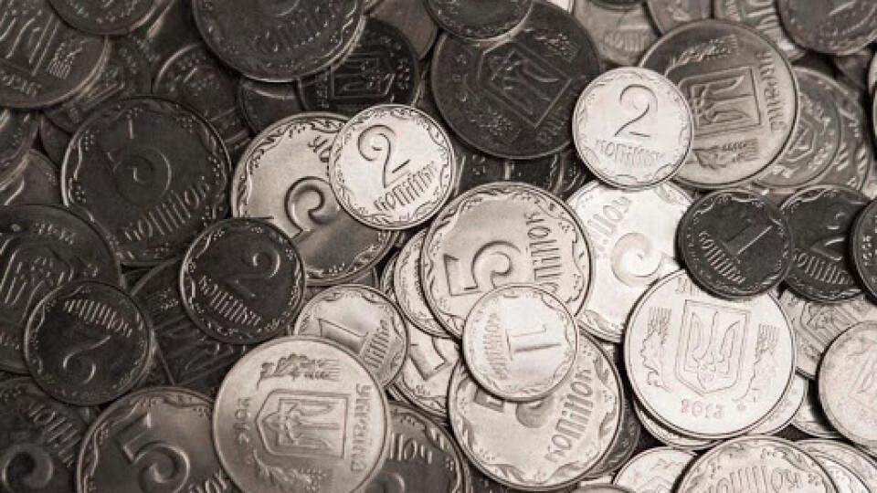 В Україні з аукціону продадуть 40 тонн монет