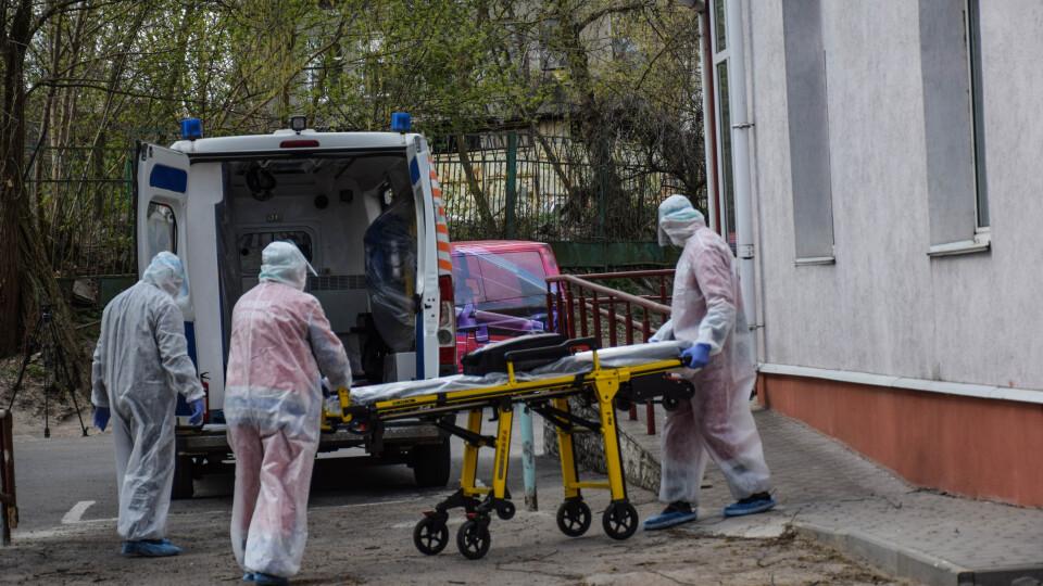 Четверо пацієнтів Волинської психіатричної лікарні перебувають в інфекційній через COVID-19