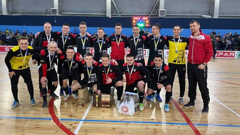 ФК «Любарт» став чемпіоном Волині з футзалу