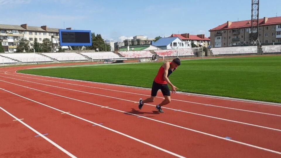 На Паралімпійських іграх вперше виступить волинський легкоатлет