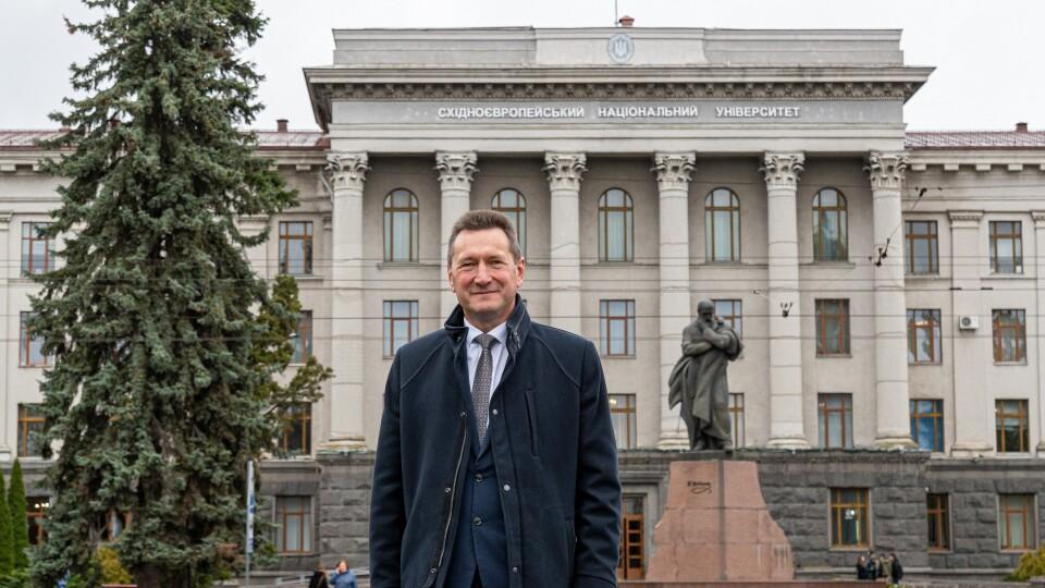 «Плануємо, щоб до 80-річчя вишу ми називалися Волинський національний університет», – Анатолій Цьось