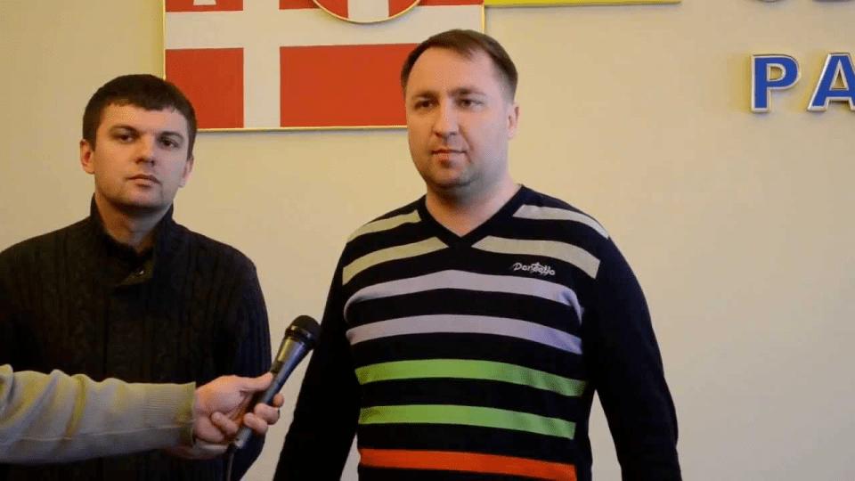 Юрій Лобач – голова РДА на Волині. Sometimes they come back