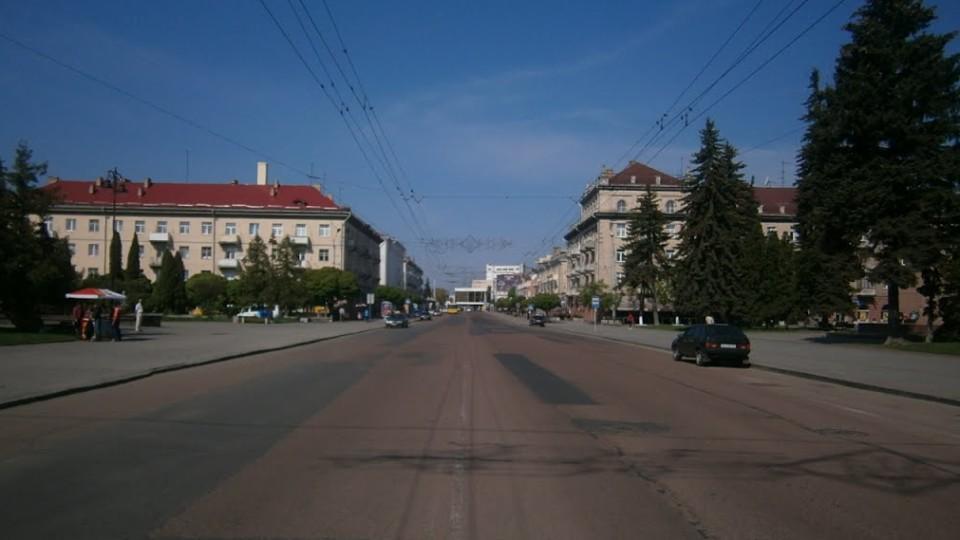 У Луцьку 10 березня перекриють центр