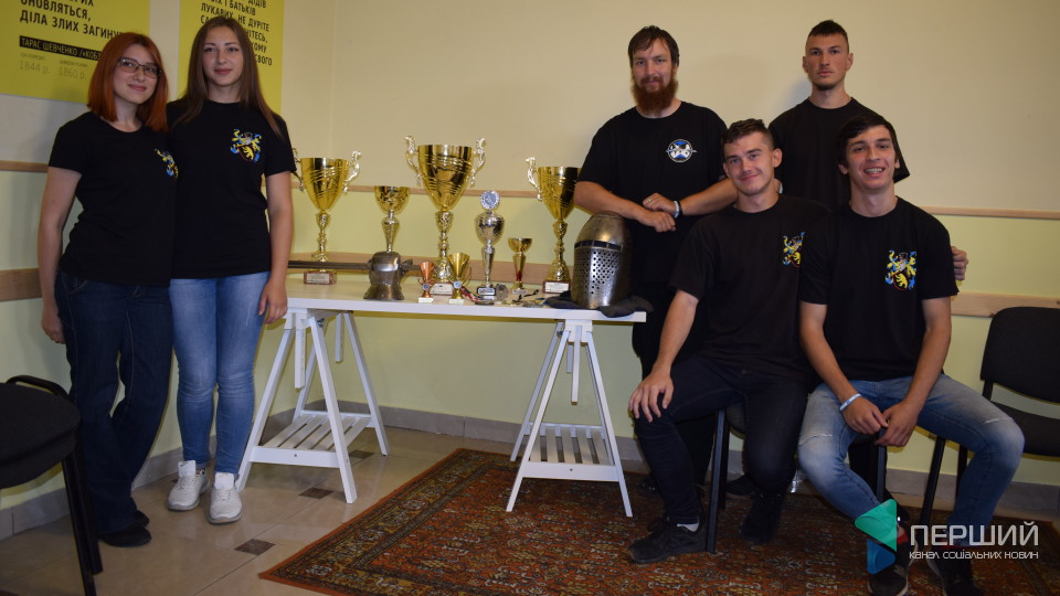 Луцькі лицарі здобули нагороди на чемпіонаті світу. ФОТО