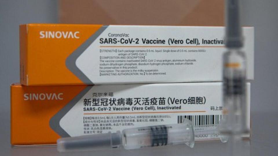 Волинь отримала першу партію китайської вакцини проти ковіду