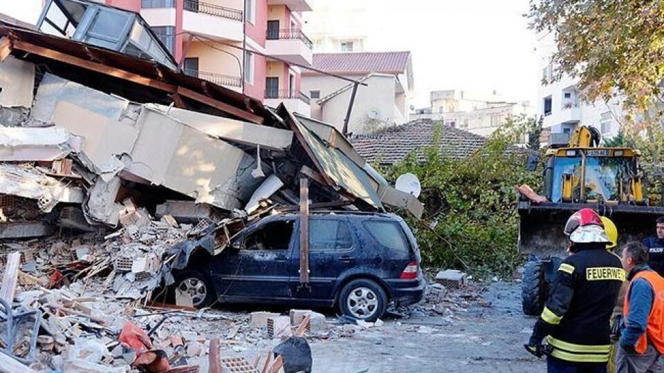 Михаїл просить волинян допомогти албанцям, які постраждали від землетрусу