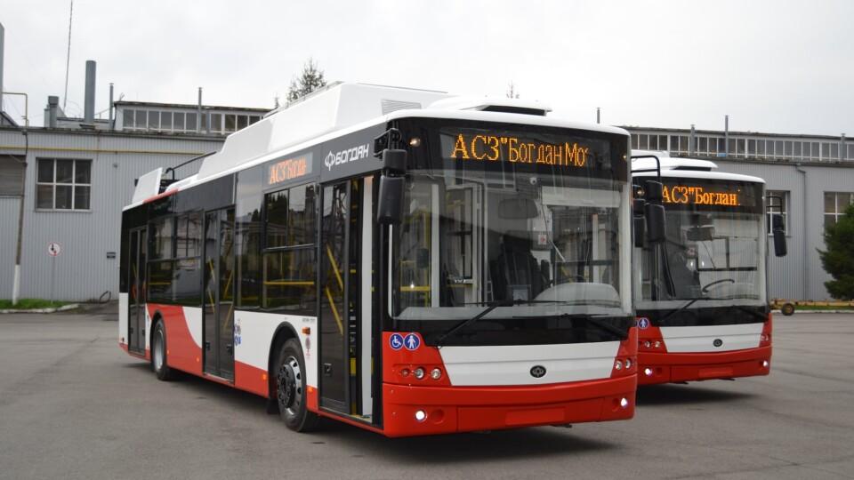 На автозаводі планують перенести поставки нових тролейбусів для Луцька