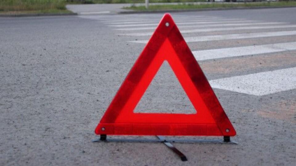У Нововолинську мотоцикліст збив жінку на переході