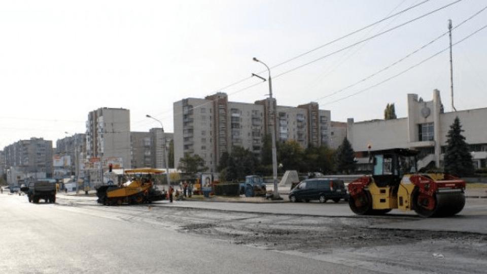 У Луцьку змінять рух транспорту через ремонт проспекту Соборності