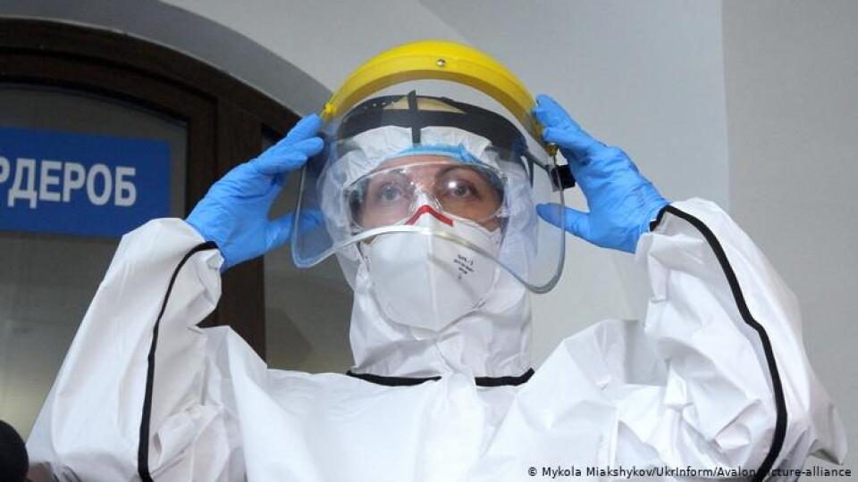 Коронавірус в Україні: 12 946 нових хворих та 230 смертей