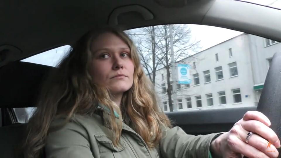 Кранівниця, таксистка, поліцейська: історії трьох лучанок, у яких – «чоловічі» професії. ВІДЕО