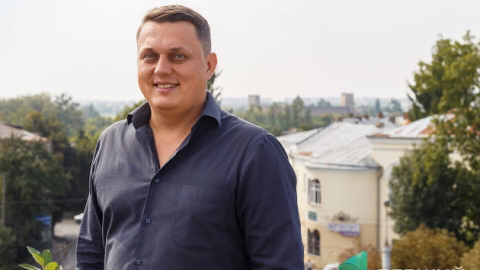 Микола Федік балотується на посаду мера Луцька від «Свободи»