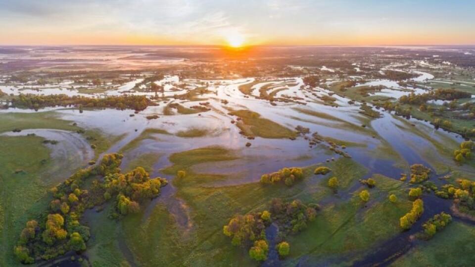 Україна може втратити Полісся через водний шлях Е40