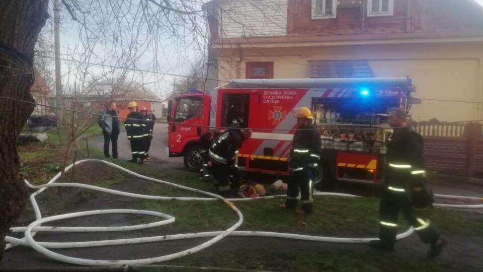 Назвали ймовірну причину пожежі у Луцьку, в якій загинули дві жінки й чоловік
