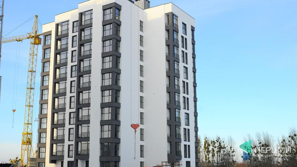 ЖК «Супернова»: продаються 1-кімнатні квартири в майже готовому будинку.ФОТО