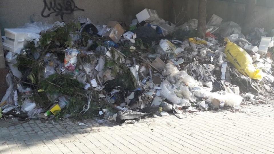 У Луцьку знайшли стихійне сміттєзвалище