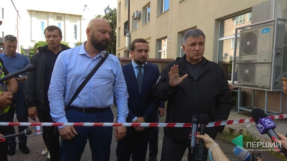 У луцького терориста були спільники, – Аваков