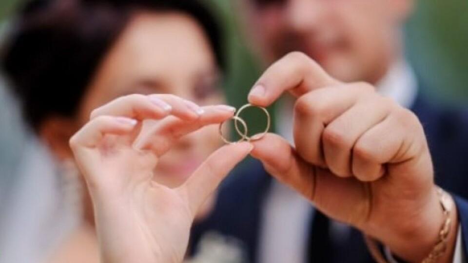 У день закоханих волиняни зможуть одружитися вночі. Куди їм звертатися?