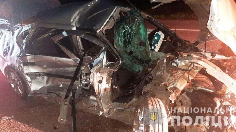 На Рівненщині у аварію потрапили четверо волинян. Троє – у лікарні
