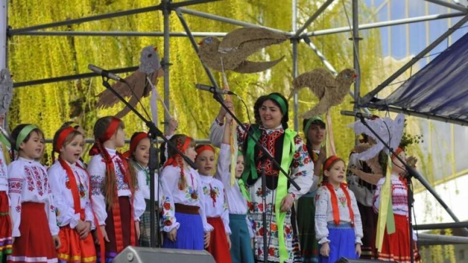 Чим дивуватиме етнофестиваль «Великдень у Луцьку»