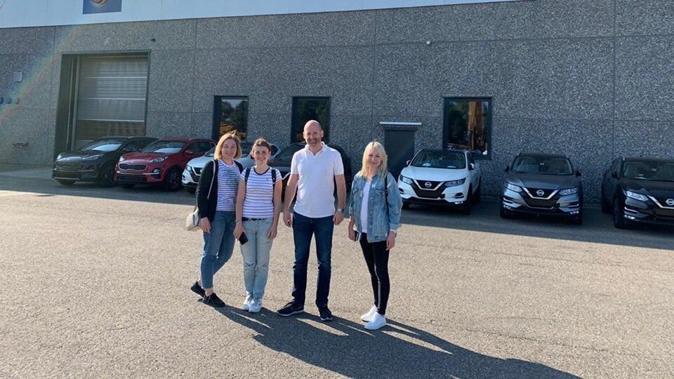 WEST AUTO HUB переймав досвід у колег з Нідерландів