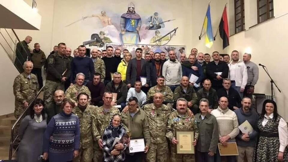 Волинь не хоче пам'ятати своїх Героїв? Волинських «кіборгів» нагородили у Львові