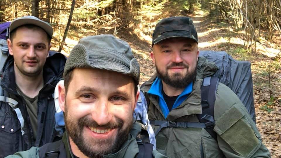 Волинський політик розповів, як відкривав сезон пригод у горах. ФОТО