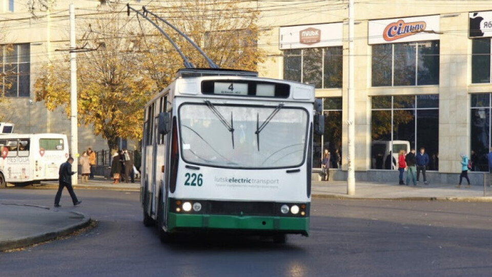 Коли тролейбуси №4 та №4а знову курсуватимуть до Привокзального
