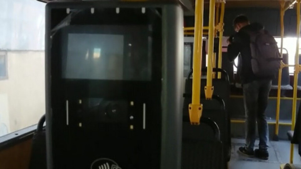 Один із найбільших луцьких перевізників дозволив встановлювати валідатори у маршрутки