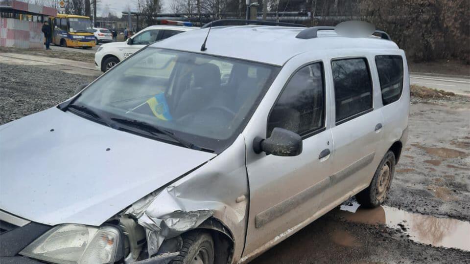 У Луцьку очевидці затримали нетверезого таксиста