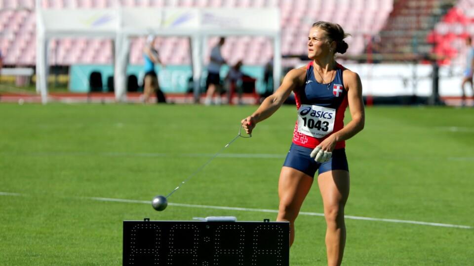 Волинянка виборола золоту медаль на Чемпіонаті України з легкої атлетики