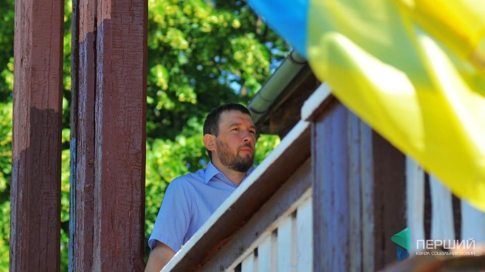 «Це чисто політичний аспект», - Юрій Моклиця про ситуацію з бордами та парковкою біля «Променя»